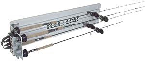 Flex Coat Professional OEM Power Drying Unit - Holds 4 Rods by Flex Coat