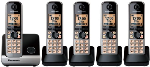 Panasonic KX-TG6715 DECT Cordless Phone Black Friday & Cyber Monday 2014