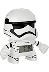 BulbBotz Star Wars The Force Awakens Stormtrooper Alarm Clock 2020015