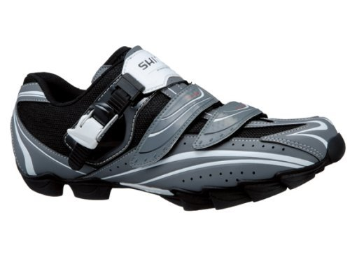 Shimano 2012 Men's Mountain Bike Shoes - SH-M087G (Grey - 42)