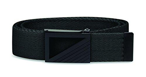 adidas Golf Webbing Belt, Black/Black