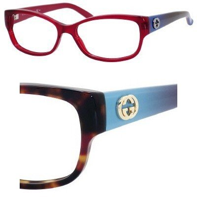 gucci eyeglasses 3569 0wq2 havana 52mm review and best price