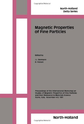 magnetic-properties-of-fine-particles-proceedings-of-the-international-workshop-on-studies-of-magnet