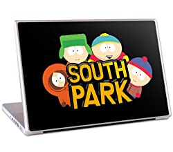 Zing Revolution South Park Premium Vinyl Adhesive Skin for 15-Inch Laptop (ms-sprk140011)