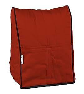 KitchenAid KMCC1ER Cloth Cover for KitchenAid Tilt-Head Stand Mixers, Empire Red
