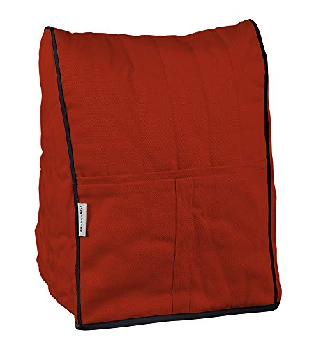 KitchenAid KMCC1ER Stand Mixer Cloth Cover - Empire Red (Kitchen Aid Stand Artisan Mixer compare prices)