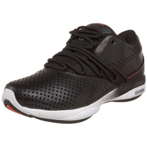 fashion trends Reebok Women's EasyTone Trend Sneaker,Black/Coral/White