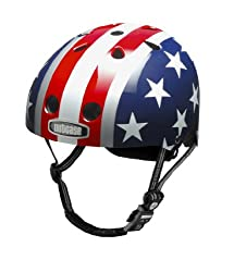Nutcase Stars and Stripes Bike Helmet from Nutcase