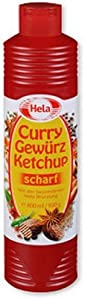 Hela Curry Gewurz Hot Ketchup ( 400 ml )