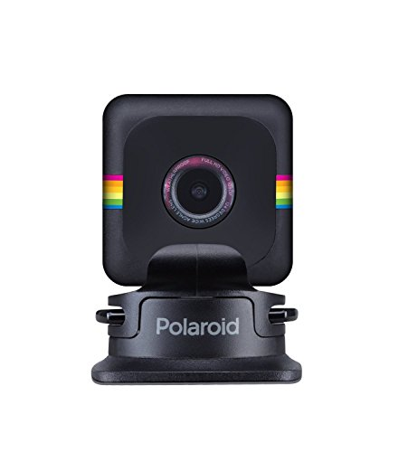 Polaroid POLC3HM Helmet Mount for Cube Action Cameras