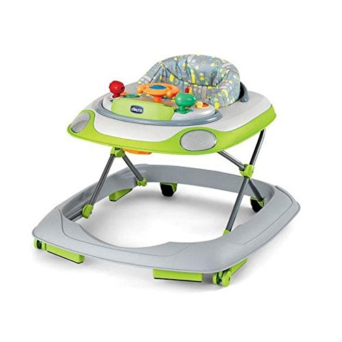 Chicco DJ Walker Activity Center, Silver - 1