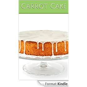 Carrot Cake Recipes (English Edition)