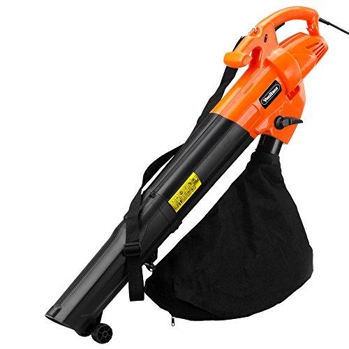 vonhaus-2800w-electric-garden-leaf-vacuum-blower-mulcher-shredder-adjustable-speed-40l-collection-ba