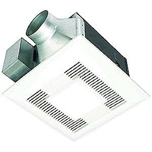 Panasonic Fv-08Vql4 Whisperlite 80 Cfm Ceiling Mounted Fan/Light Combination