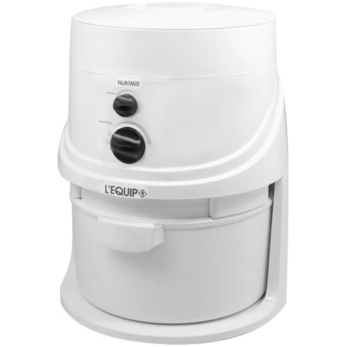 Best L'EQUIP Nutrimill Grain Mill