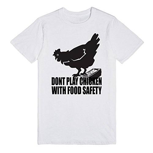 do-not-play-chicken-with-food-exclusive-quality-t-shirt-for-herren-xs-shirt