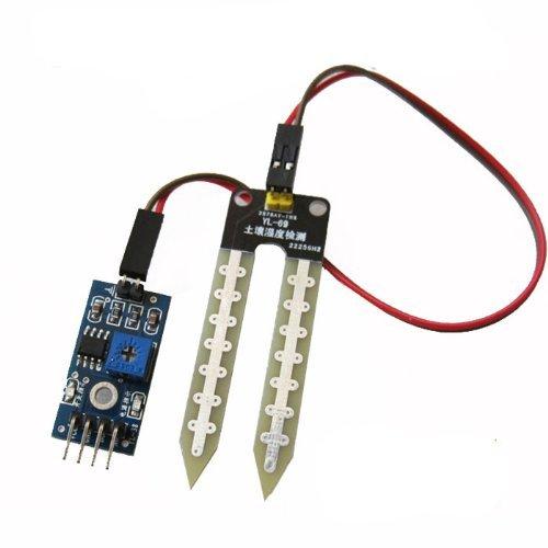 SMAKN® Soil Hygrometer Detection Module Soil Moisture Sensor