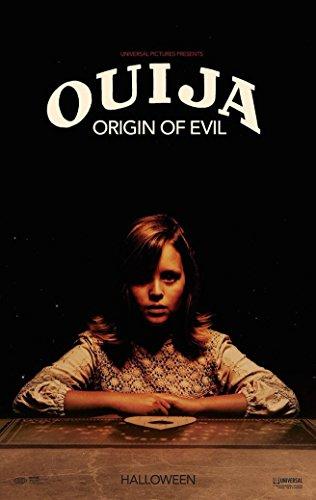 OUIJA: ORIGIN OF EVIL Original Movie Poster 27x40 - Dbl-Sided - ADVANCE - HENRY THOMAS