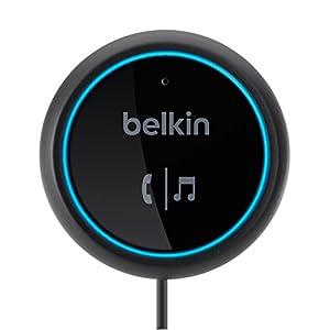 【国内正規代理店品】belkin ベルキン iPhone/iPad/Android対応 カー用 ブルートゥーストランスミッター F4U037QE