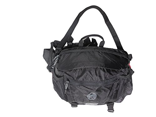 Coleman CONVERTIBLE WAIST PACK, 8-Liter - Black (Coleman Luggage compare prices)