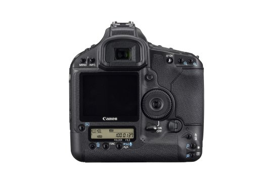 Canon EOS-1Ds Mark III (Body Only)