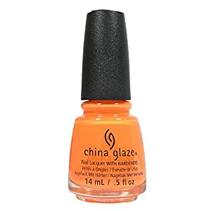 China Glaze China Glaze Electric Nights Lacquer, Home Sweet House Music, 0.5 Fluid Ounce