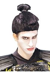 Forum Novelties Men's Sumo Wrestler Asian Warrior Gothic Costume Wig