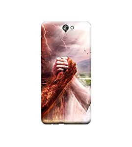 Kratos Premium Back Cover For HTC One A9