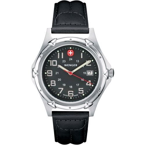 Mens Wenger Swiss-Made Watch Extra-Large Standard