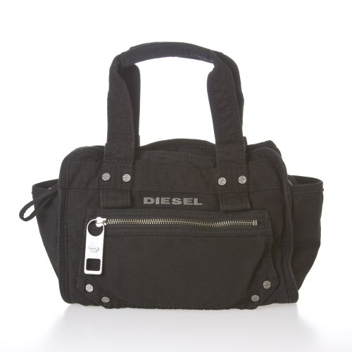 Diesel X Ray &#8216;Pretty&#8217; Women&#8217;s Shoulder Bag, Color Black
