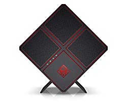 OMEN X by HP Steel Case for Gaming Desktop Computers (900-011, Black)