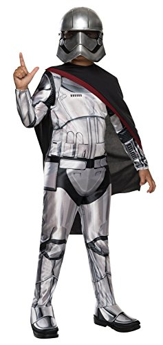 Star Wars: The Force Awakens Child's Captain Phasma Costume, Small
