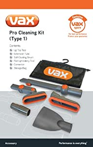 Vax 1113305700 Pro Cleaning Kit