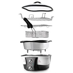 House Master Deluxe - Multi-cuiseur 8 en 1