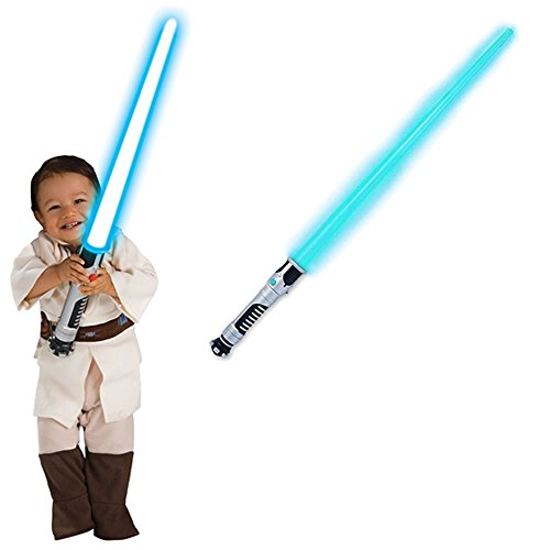 Star Wars Obi-Wan Kenobi Toddler Costume with Lightsaber (1-2 Years)