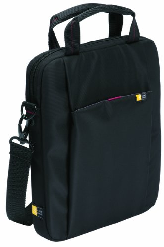 Case Logic BUA10 7 to 10-Inch Ultraportable Netbook/Laptop/iPad Attache' (Black)
