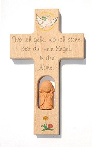 Kinderkreuz m.Spruch