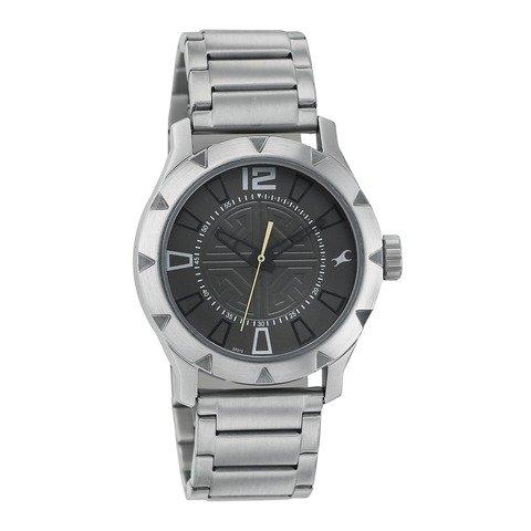 Fastrack-Grey-Dial-Mens-Analog-Watch-3139SM01