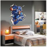 Decals Arts Basketball Star Howard's Decoration Wall Stickers