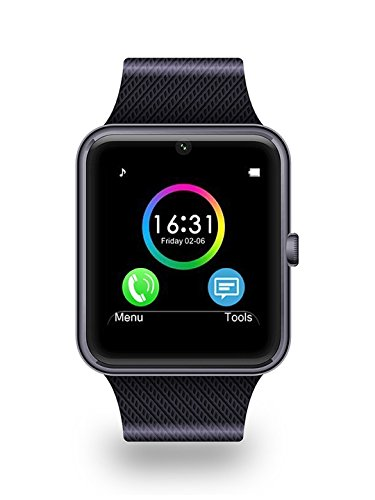 Noise GT08 SMARTWATCH BLACK
