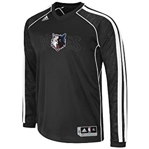 NBA Minnesota Timberwolves On-Court Shooting Jersey by adidas