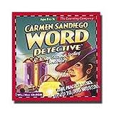 Carmen sandiego Word Detective ~ Broderbund