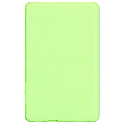 LASCOM INDIA Ultra Slimmest ATM Card Size Mobile Phone Green