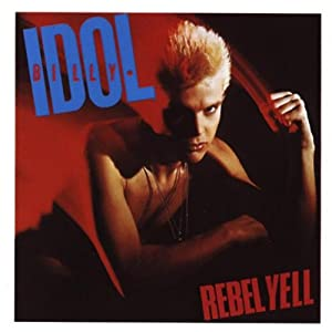 "Cover of ""Rebel Yell (Exp)"""