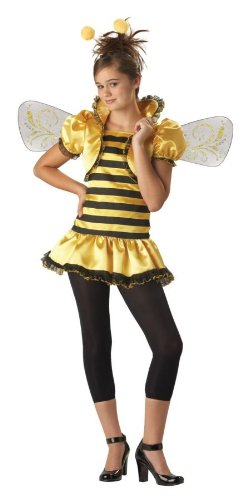 Costumes For All Occasions Ic18001Sm Honey Bee 2B Child 8-10