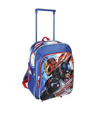 CAPITAN AMERICA Mochila trolley Capitán América