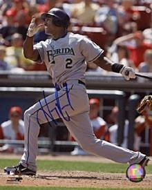 Hanley Ramrez Autographed Florida Marlins 8x10 Photo - Autographed MLB Photos by Sports+Memorabilia