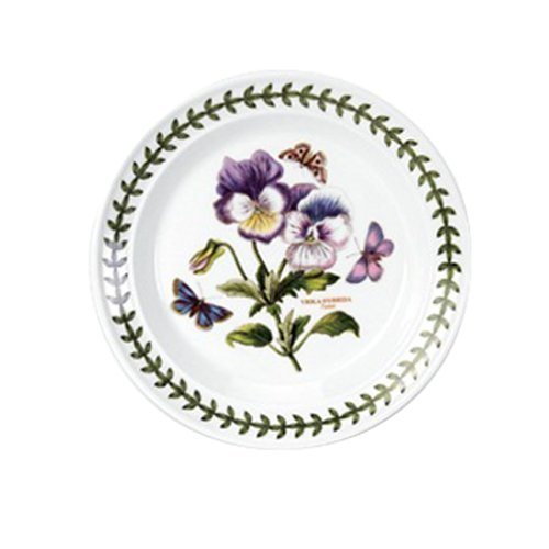 Portmeirion Botanic Garden Bread and Butter Plate, Set of 6 Assorted Motifs (Portmerion Bread And Butter Plate compare prices)