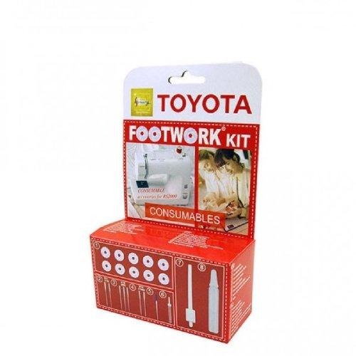 TOYOTA Kit consumabili per macchina da cucire 679340-CCA20