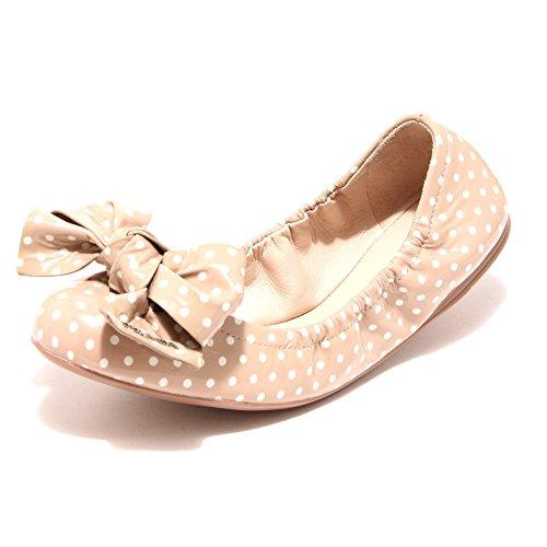 68004 ballerine donna cipria PRADA SPORT scarpe shoes women [35]